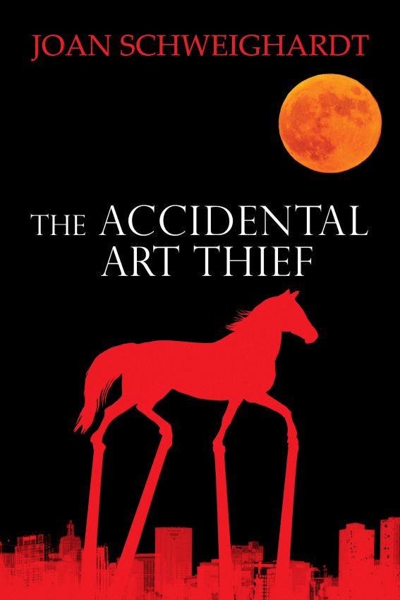 The Accidental Art Thief